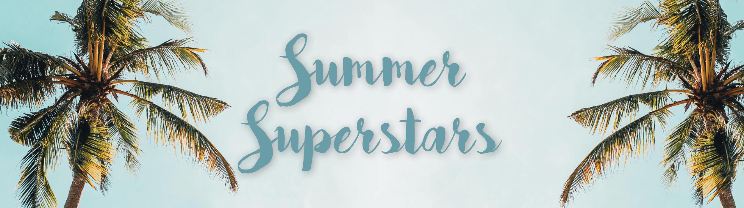 1901 Summer Superstars Range Top